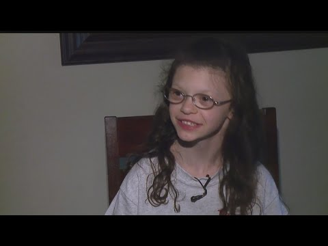 Struthers Girl With Williams Syndrome Shows No Diagnosis Is Bigger Than Heart