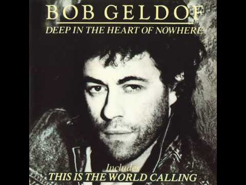 the beat of the night - bob geldof