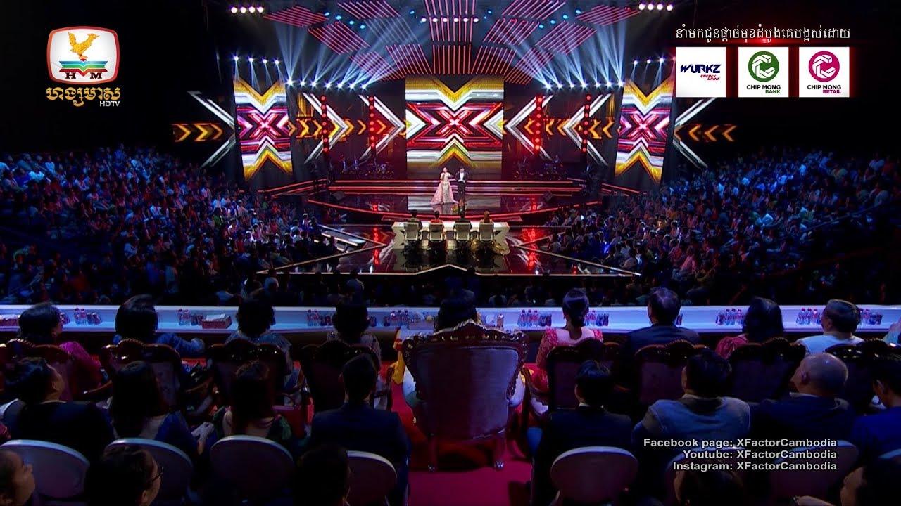 X-Factor Cambodia 2019