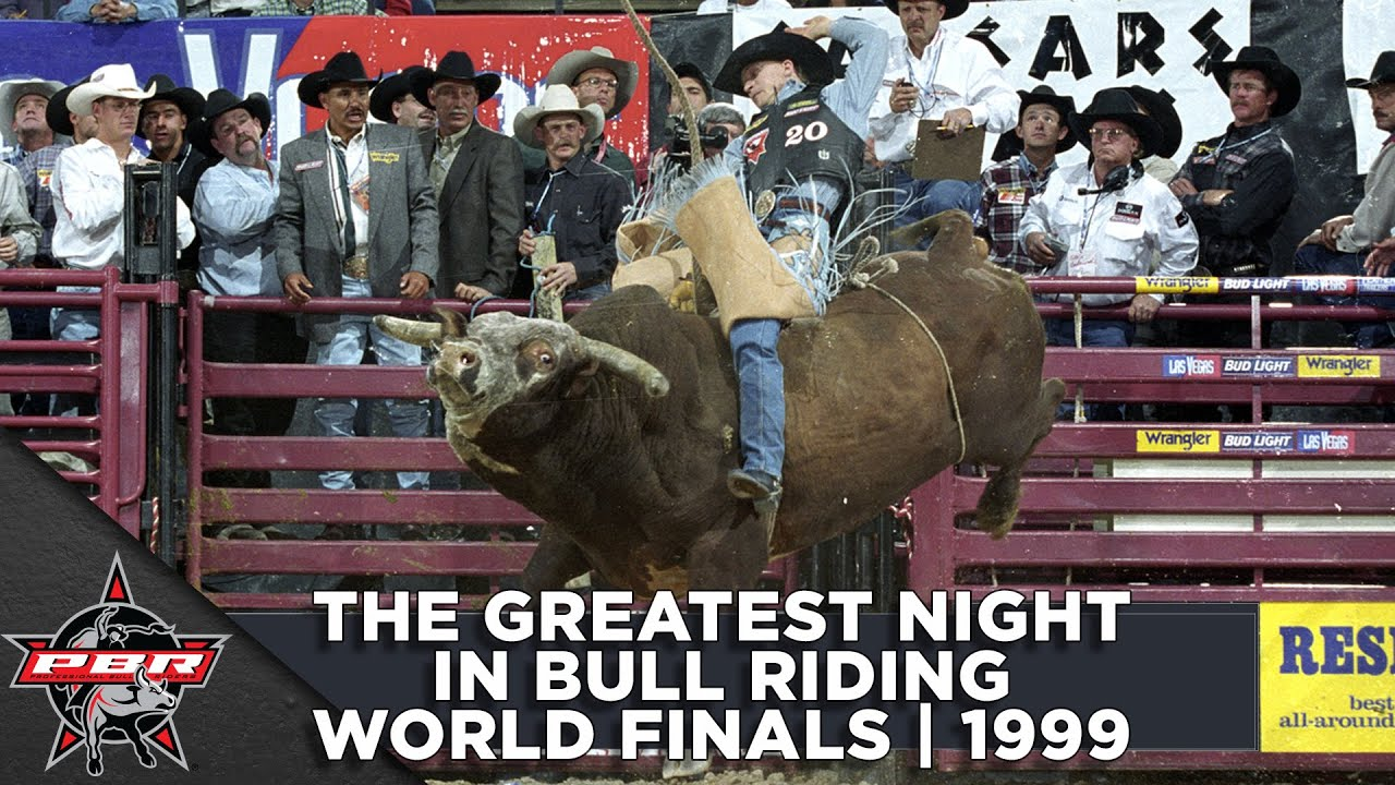 Download The Greatest Night in Bull Riding History: The Night of 90s