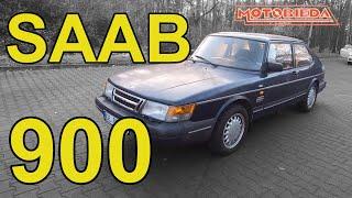 Saab 900 - JESTĘ PRAWNIKIEM - MotoBieda