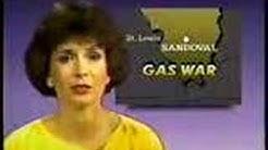 Gas War In Sandoval