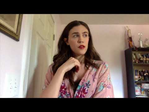 Haley Forte Acting Audition - King Lear Act 1 Scene 1 as Cordelia