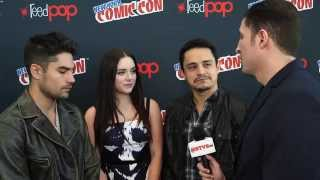 """From Dusk Till Dawn"" Cast at NYCC Behind the Velvet Rope with Arthur Kade"