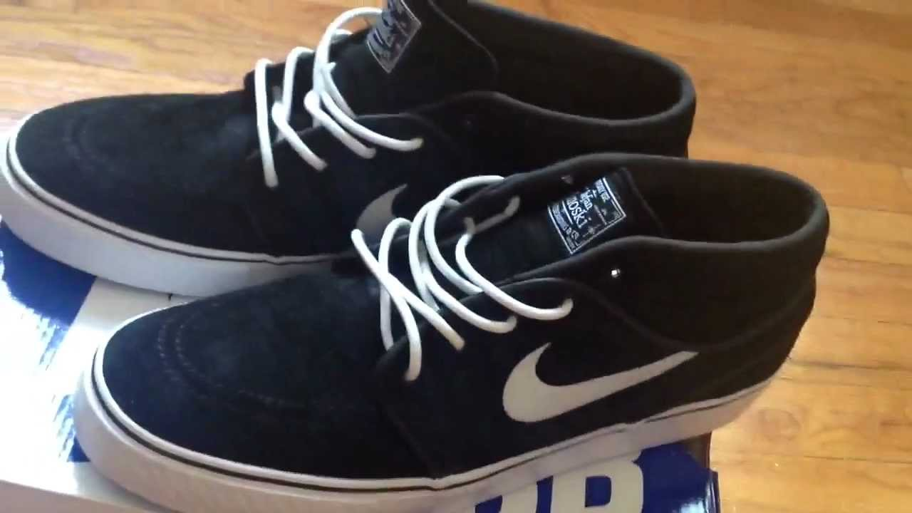 Nike Sb Janoski Mid Review
