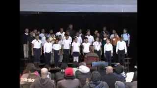 Dr. Martin Luther King, Jr. Celebration - January 13, 2012