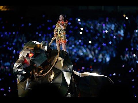 Katy Perry & Lenny Kravitz & Missy Elliot Super Bowl XLIX Halftime Full 2015