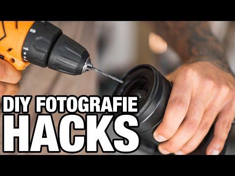 5 GENIALE FOTOGRAFIE HACKS 📷 ZUM SELBER MACHEN
