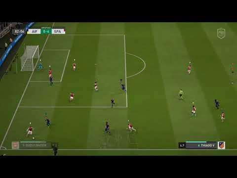 FIFA 20 ATLÉTICO DE ITAGUAÍ X SPARTAN LIGA FFL