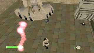[PS1] Star Wars Episode I: The Phantom Menace #04 ‒ Gardens of Theed