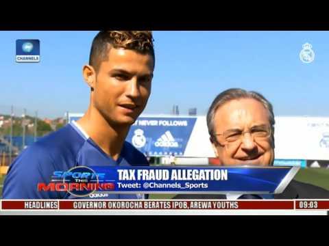 Tax Fraud Allegations: Ronaldo Denies Hiding Income