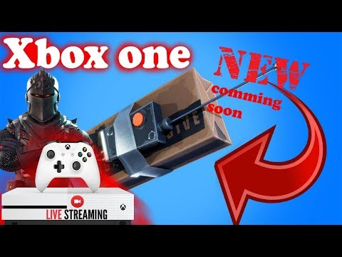 🔴 Xbox one FORTNITE BATTLE ROYAL LIVE STREAM