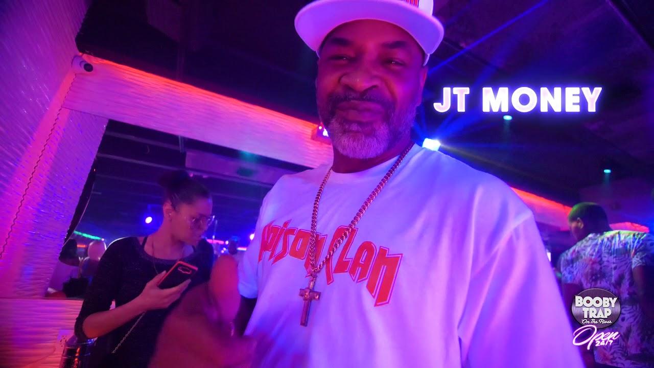 Miami beach strip club