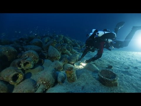 Robots hunting for underwater treasures - ARROWS Project