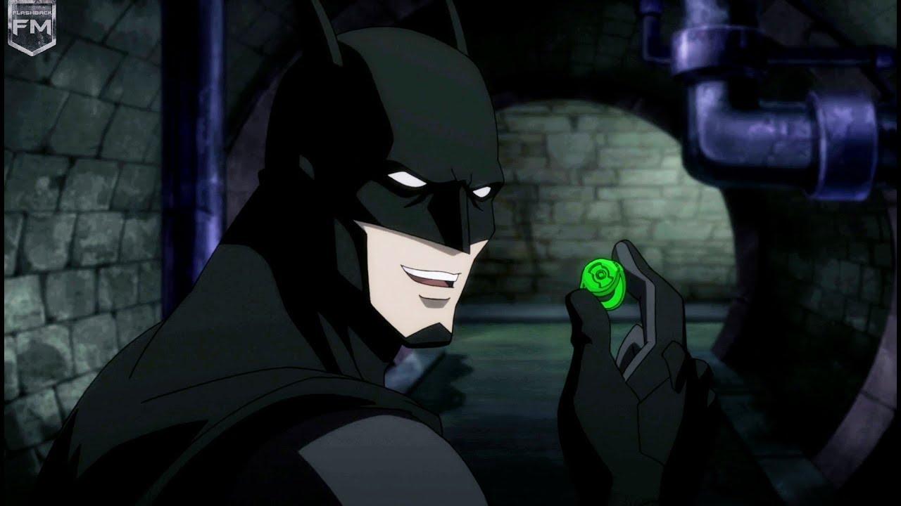 Download The Green Lantern is making fun of Batman   Justice League: War