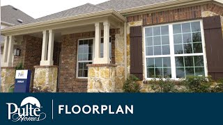 New Home Designs | Ranch Home | Dunlay | Home Builder | Pulte Homes