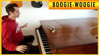 🔴 Lowdown Boogie - Ben Toury 🔴
