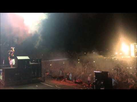 Future Music Festival Amba Shepherd Live w Hardwell - Part 2