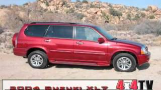 2004 Suzuki XL7 Test - 4x4TV Test Videos