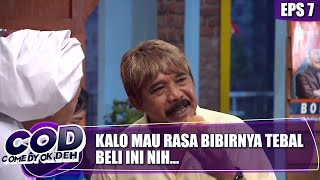 Hahaaa... Opie Kumis Mukanya Sampai Begitu Makan Kue Sus Isinya Cabe!!! | Comedy Ok Deh