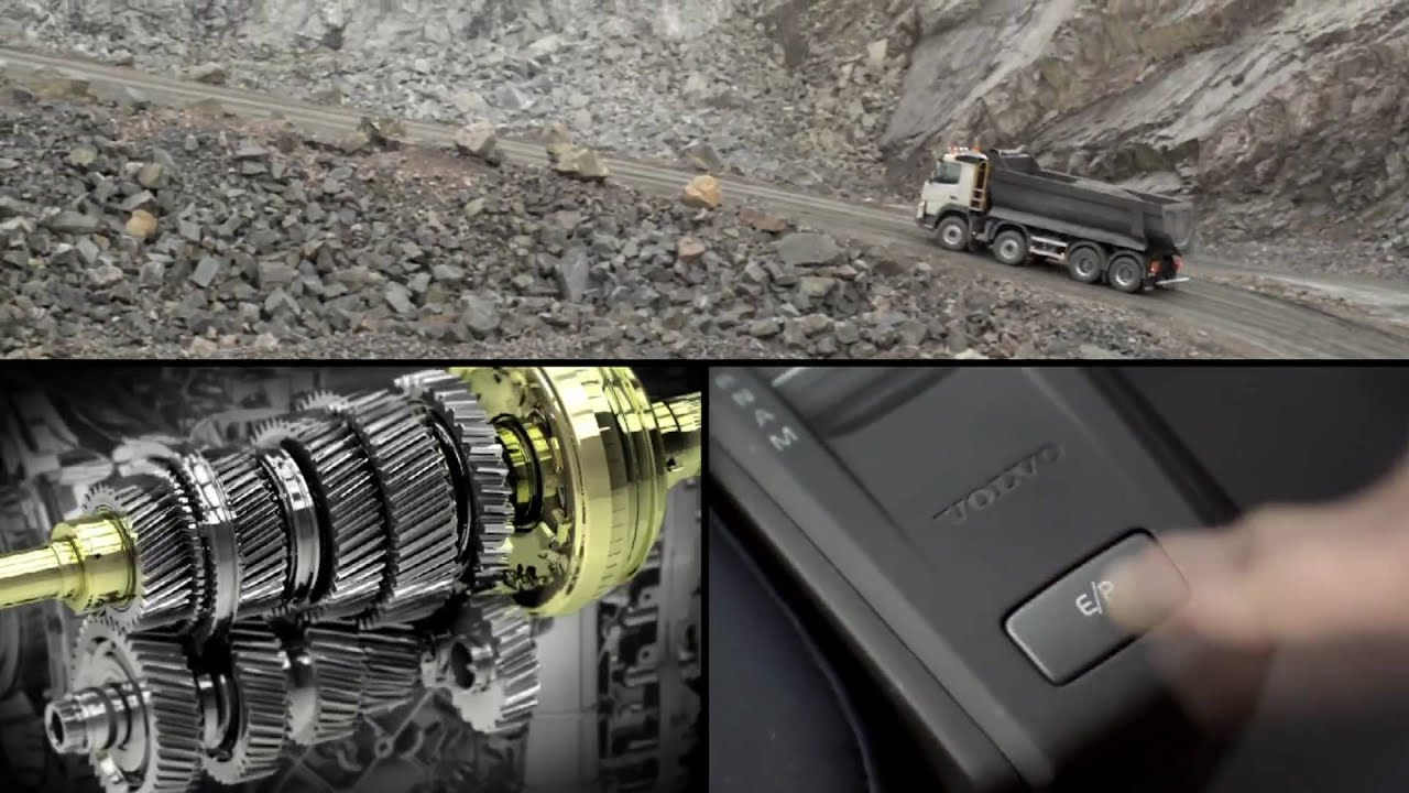 Volvo Trucks - Volvo FMX with I-Shift a construction site winner - YouTube
