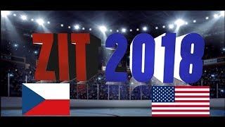 [NHL 09] - ZIT 2018 - Česko : USA