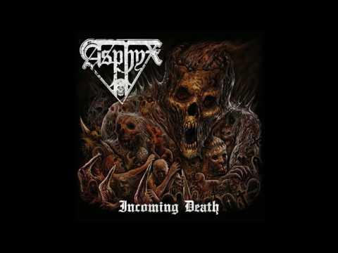 "Asphyx - Incoming Death 12"" Vinyl Rip (33⅓ RPM)"
