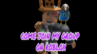 Come join my GBT Fan group!! ;) on roblox ;)🗣