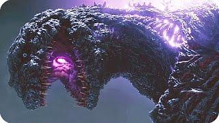 GODZILLA RESURGENCE Malaysian Trailer (2016) Shin Godzilla