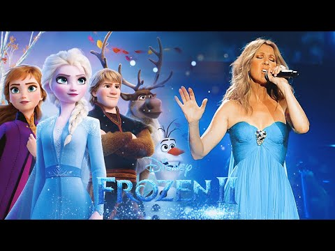 Celine Dion Ft Idina Menzel, AURORA - Into The Unknown ( With Special Guest Mariah Carey )