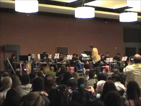 2011 ASM Music Festival - Drum Ensemble
