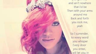 Rihanna What s My Name with Lyrics HD