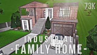 Bloxburg: Industrial Family House 73K