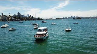 Ells 30th Boat Party - Sydney - DJI Mavic Pro