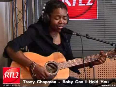Tracy Chapman - Baby Can I Hold You (Live 2009)