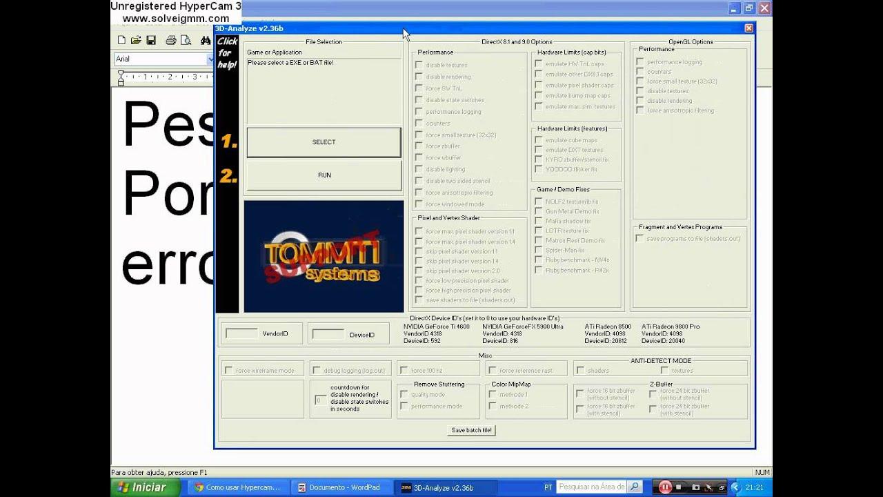 programa 3d analizer rojasrtres