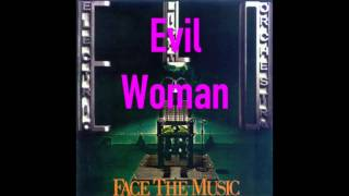 Electric Light Orchestra -Evil Woman Instrumental