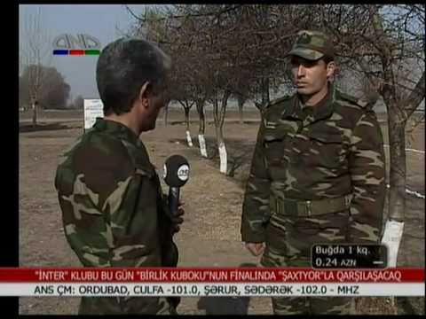 Azerbaijan Frontline Infantry 2011