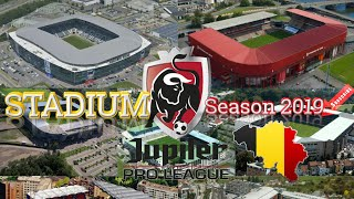 สนามลีกเบลเยี่ยม จูปิแลร์โปรลีก2019-Belgium Jupiler pro league Stadium2019