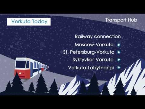 Vorkuta - Heart of the Arctic Region