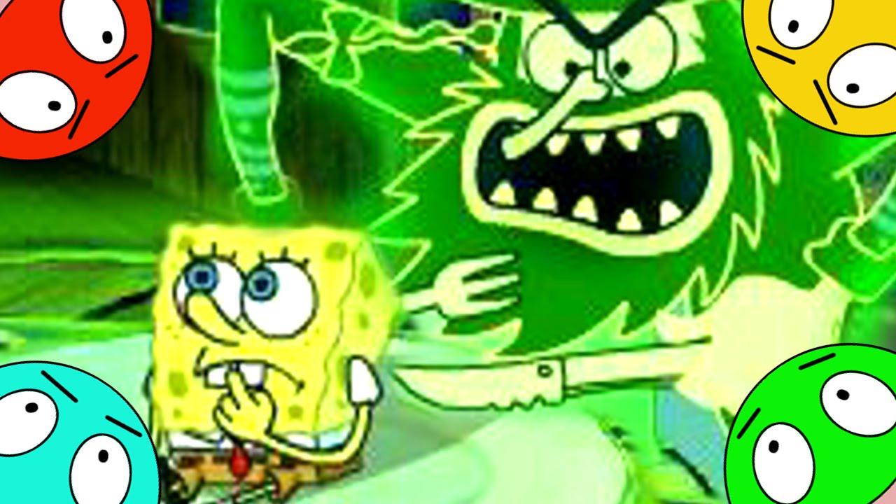 Игры губка боб призрак боба самый крутой фильм с чаком норрисом