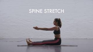 Spine Stretch | Sit Taller than Ever!