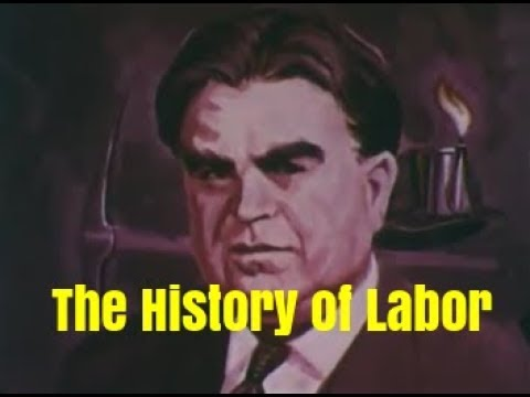 This Union Cause: Animated History of the Labor Movement - by UAW