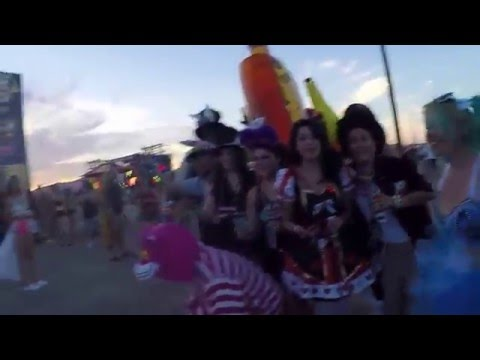 Sun City Music Festival 2015 - EL Paso, TX Fireball Takeover
