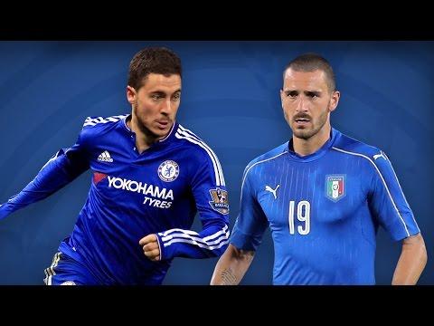 A Swap Deal Involving Eden Hazard for Leonardo Bonucci?!
