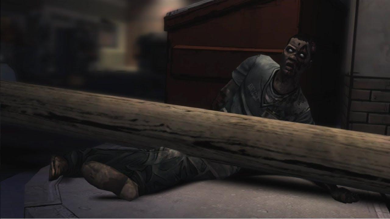 Братишка?! Прохождение the Walking Dead: the Game 3|если мне нравится всякая хрень