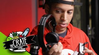 Lophiile Makes A Beat On The Spot (Teaser) | The Crate