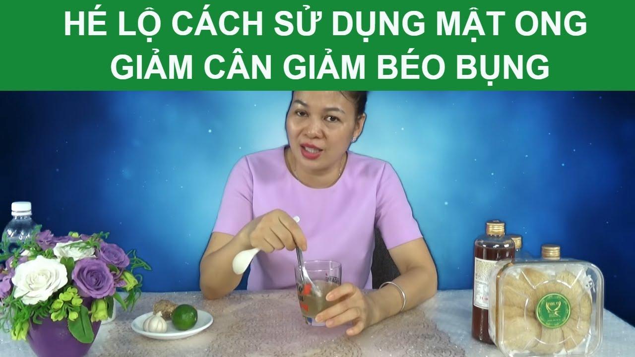 Hé lộ Cách sử dụng Mật ong Giảm cân Giảm béo bụng bởi Health Coach La Yến