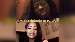 Michael Blackson Against The Gram - Mad Mack Moves