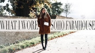 WHAT I WORE TO A COUNTRY ESCAPE | Lydia Elise Millen |Ad